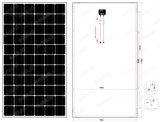 33V modulo solare monocristallino (260W, 285W) con Ce IEC61215