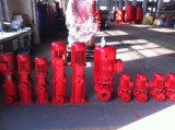 Impulsar Bombas para lucha contra el fuego con Sgscertificate