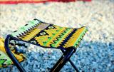 Sgabello stabilito 2 PCS della Borgogna della mini presidenza del BBQ in 1 presidenza di giardino d'escursione di campeggio esterna pieghevole di picnic di pesca delle feci