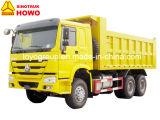 6X4 Sinotruk HOWOのダンプトラック