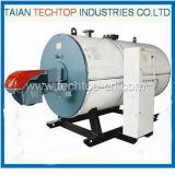 Wns Series Auto Gas oder Schmieröl-abgefeuertes Hot Water Boiler