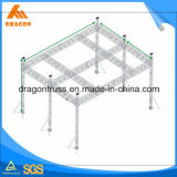 Sistema di alluminio del fascio del tetto per la vendita calda