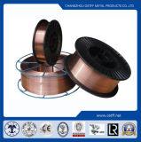 優秀なFeedability及び一貫した溶接パフォーマンスのためのAws Er70s-6ミグ溶接ワイヤー