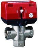 Válvula motorizada latón de la HVAC (CKF7315T-05)
