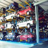 Do carro resistente do armazenamento de China cremalheiras Cantilever do braço