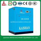 La courroie de Kaishan LG-2.3/13 190psig branchent le compresseur d'air à haute pression de vis