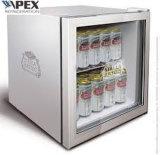 Minitisch-Oberseite-Kühlvorrichtung des stab-25liter für Flaschen-Getränk