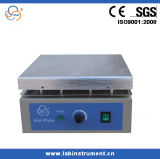Température élevée électrique de la CE de plaque chaude de laboratoire de la plaque chaude Sh-9A
