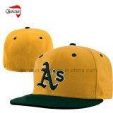 Chapeaux de Snapback de chapeau ajustés par promotion