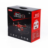 Macchina fotografica all'ingrosso poco costosa di Quadcopter HD del giocattolo di telecomando del ronzio di Syma X8hg