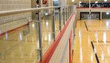 중국 스테인리스 외부 발코니 유리제 난간 또는 계단 방책 또는 옥외 층계 방책