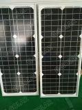 module solaire Tempered de la couverture 18V en verre pour le petit système domestique (60W-75W)