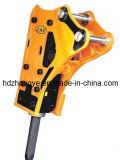 Hydraulisches Intergral Bohrgerät Rod,