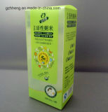 경쟁적인 중국 Manufacturer PVC/PET/PP Plastic Packaging Box (인쇄된 선물 상자)