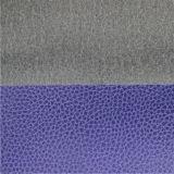 Кожа картины PVC Lichee для мешков плеч
