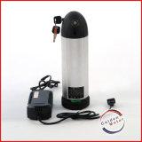 De Li-IonenBatterij van het Type van fles/Limn2o4 Battery/Electric de Batterij van het Lithium van de Fiets Battery/Bike