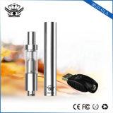Nuevo cartucho del petróleo de Cbd del compinche vaporizador del vidrio de la pluma de Vape de 510 vidrios