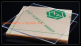Лист PVC самого лучшего качества Gw7004 прозрачный