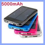 5000mAh Power Bank für iPhone iPod iPad Handys Solar Portable Battery Charger