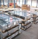 Hoja de acero galvanizada (SGCC)