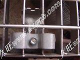 Heißes BAD galvanisierte kratzende Stahlclips