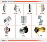 Hölzerne Haut-Innenaußensicherheits-Stahltür (SC-A204)