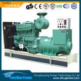 Motor 450kVA ajustado do diesel pequeno do gerador de Genarator do equipamento da produção de eletricidade