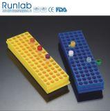 шкафы 80-Well Polyproyplene реверзибельные для Microtube