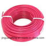 Câble de fil électrique isolé par PVC de cuivre/en aluminium de faisceau
