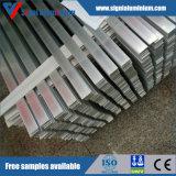 flacher Aluminiumstab 6101t6 für elektrisches Basissteuerpult