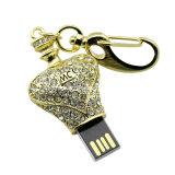 De waterdichte MiniVorm USB Pendrive van de Fles van de Aandrijving van de Flits USB