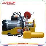 Mini élévateur électrique monophasé 220V/230V PA400 avec le chariot