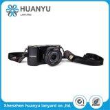 Colhedor da garganta da cinta do negócio da promoção para a câmera