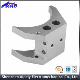 Metal da máquina do CNC do OEM que processa as peças de alumínio do carro