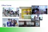 Painel de correção de programa portuário de Lk5PP2402u101 Cat5e UTP 24 (4 porções iguais)
