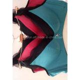 Conjunto profundo del sujetador de Panty de la ropa interior de la zambullida atractiva caliente V de la venta