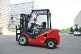 Forklift do deslocador do lado do motor 3ton Diesel para a venda