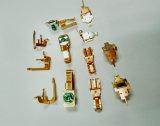 Metal que carimba o conjunto dos componentes das peças