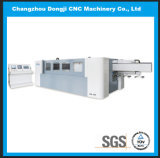 CNCのマルチ粉砕機の小型ガラスのためのロボットアームを搭載するガラスエッジング機械