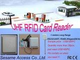 Leitor Sr-5109 do controle de acesso da freqüência ultraelevada da escala longa RFID