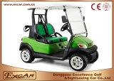Тележка гольфа Seater горячего сбывания 2 миниая электрическая при одобренный Ce