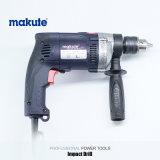 Broca profissional do impato das ferramentas de potência de Makute (ID007)