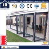 Großartiger Shine-Aluminiumfalz-Tür mit 3500 PA Dwp