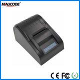 Heiße Verkäufe Bluetooth thermischer Empfangs-Drucker, thermischer Empfangs-Tischplattendrucker, Systeme der UnterstützungsAndroid+Window+Ios, 58mm Positions-Drucker, Mj5890t