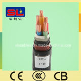XLPE Wire Armoured Power Cable 5X25mm2