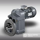 Hohe Efficency F Serien-Ähnlichkeits-Antriebswelle-schraubenartiges Getriebe
