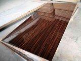 Panneau UV de forces de défense principale de mélamine en bois des graines pour le Module