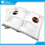 Catalogo di prodotto di colore completo di stampa
