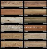 telha de assoalho de madeira 150*600 da grão do Inkjet 3D Rd16020