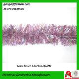 Weihnachtsfolien-Filterstreifen-Girlande